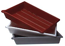 Paterson set of three 8×10 trays