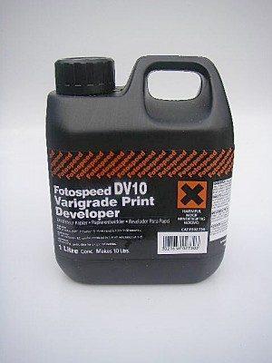 FOTOSPEED DV10 VARIGRADE 1lt PRINT DEVELOPER