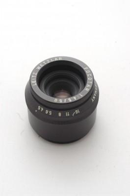 LEITZ 50mm f4.5 FOCOTAR LENS***