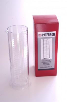 Paterson 300 graduate measure