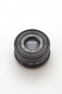 GNOME MERLIN 50mm f3.5 LENS***
