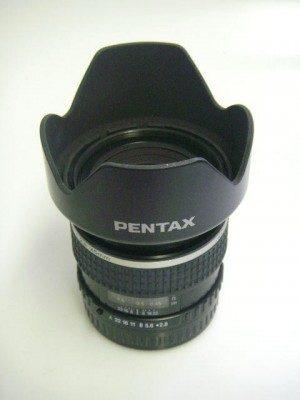 PENTAX 45mm f2.8 FA LENS***