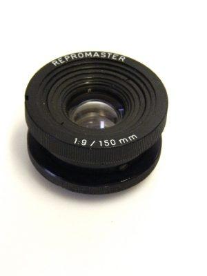 REPROMASTER 150mm f9 LENS ***