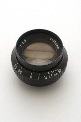 FUJIMOTO 150mm 4.5 LENS***
