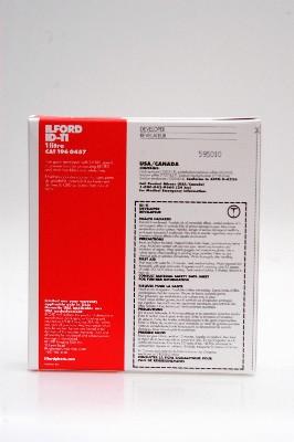 ILFORD ID11 (POWDER) 1LT DEVELOPER