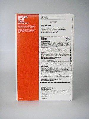 ILFORD ID11 (POWDER) 5LT DEVELOPER
