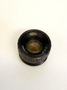 DURST OPTAR 50mm f2.8 LENS***
