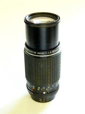 PENTAX SMC M 80-200mm f4.5 LENS***