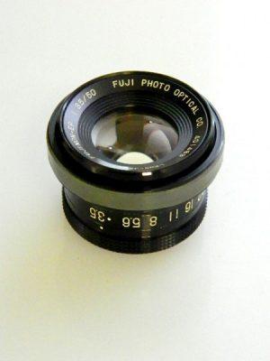 FUJINON -EP 50mm f3.5 LENS***
