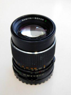 MAMIYA 645 150mm f3.5 C LENS***