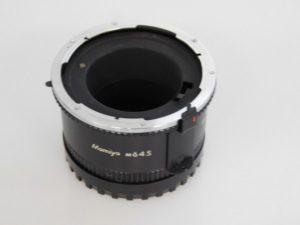 MAMIYA AUTO MACRO SPACER FOR M645 MACRO C80 F4 ***