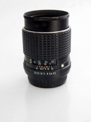 PENTAX SMC-M 135mm f3.5 LENS***