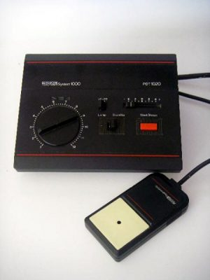 PATERSON 1020 ENLARGER TIMER with meter***