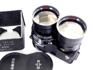 MAMIYA SEKOR 180mm f4.5 SUPER LENS***