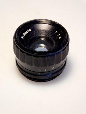 FUJIMOTO 50mm f2.8 LENS***