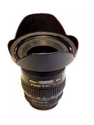NIKON AF ED NIKKOR 18-35mm f3.5-4.5D LENS***