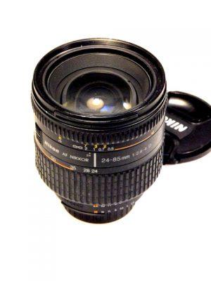 NIKON AF NIKKOR 24-85mm f2.8-4 D IF LENS***