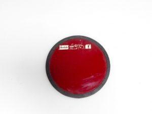 KODAK BEEHIVE GLASS NO. 1 RED SAFELIGHT FILTER***