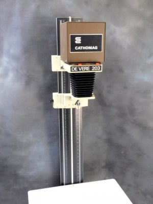 DE VERE 203 CATHOMAG ENLARGER***