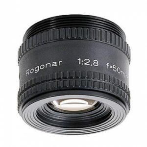 RODENSTOCK ROGONAR 50mm f2.8 LENS(new)