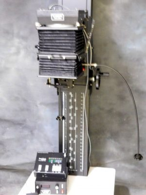 Beseler 45V-XL Bench Enlarger with Aristo VCL 4500 Head and RH Designs Stopclock Pro