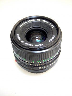 CANON 28mm f2.8 LENS***