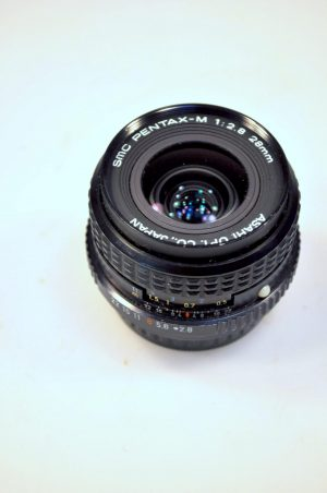 PENTAX-M SMC 28mm f2.8 LENS***