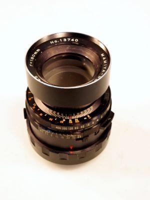MAMIYA RB 180mm f4.5 LENS**