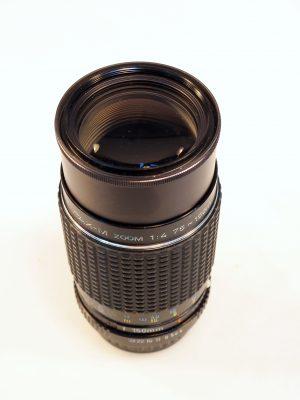 PENTAX-M 75-150mm f4 LENS***