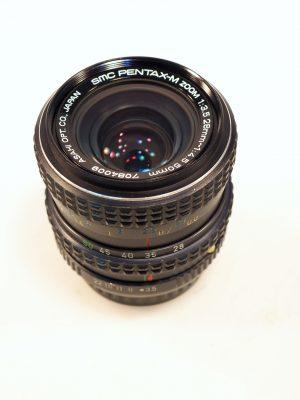 PENTAX SMC 28-50mm f3.5-4.5 LENS***
