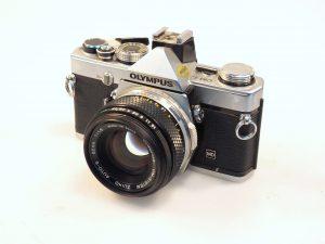 OLYMPUS OM-1N+50mm f1.8 LENS***