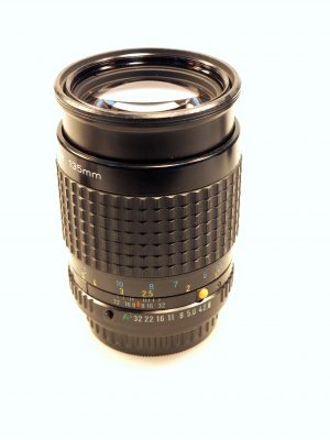 PENTAX-A SMC 135mm f2.8 LENS***