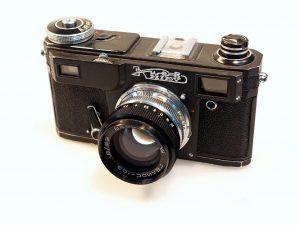 KIEV-4AM WITH HELIOS 53mm f/1.8***