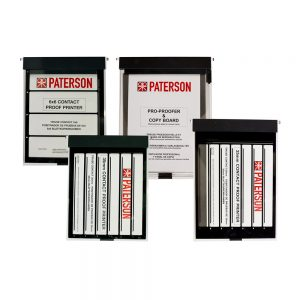 Paterson Contact Proof Printers