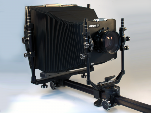 CAMBO SC 8X10 CAMERA* WITH RODENSTOCK SIRONAR-N 300mm f/5.6 MC***