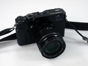 FUJIFILM X-PRO1 WITH FUJINON XF 18-55mm f/2.8-4**