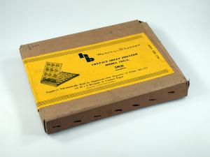 HARVEY BRENSON 120 CONTACT SHEET PRINTER (BOXED)***