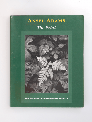 THE PRINT BY ANSEL ADAMS
