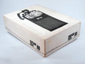 SINAR SIX 4×5 METER*** (BOXED)