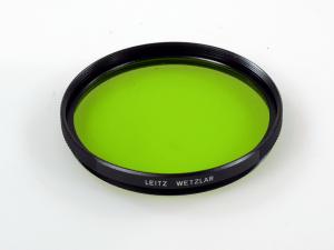 LEITZ 67mm YELLOW GREEN FILTER***