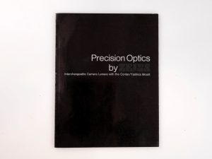 PRECISION OPTICS BY ZEISS***